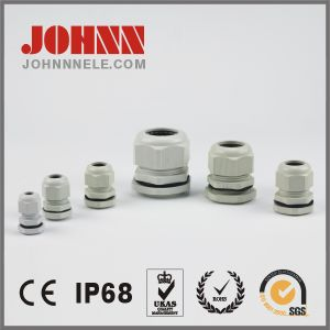 Plastic Cable Gland Electrical Connectors with CE pictures & photos