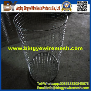 Garbage/Dust Basket (Welded Mesh Deep Processing) pictures & photos