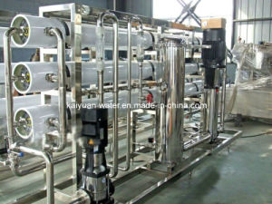 Reverse Osmosis Water Purification System/RO Treatment Machine pictures & photos