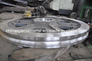 Custom Steel Belt Pulley for Cement Machinery pictures & photos