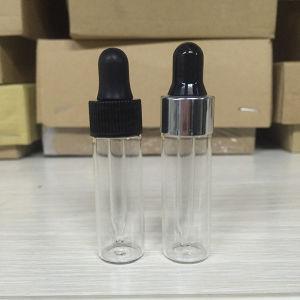 1 DRAM Glass Vials Glass Sample Vial for Home Storage