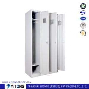 Yitong 3-Door Metal Storage Cabinet / Office Use Steel Locker pictures & photos