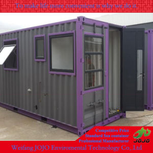 ISO Standard Sea/Shipping Container Office for Sale in 2017