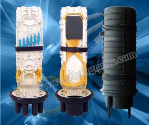 4in 4out Dome Fiber Optic Splice Closure for Optic Fiber Connection (GJSM-469)