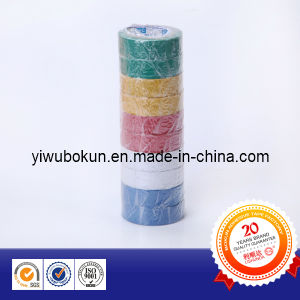 Flame Retardant UL PVC Electrical Insulation Tape (BK-1-219) pictures & photos