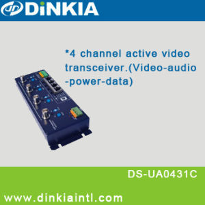 4CH Active Balun (DS-UA0431C)