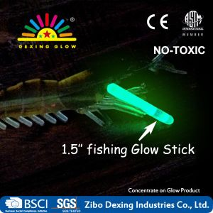2′′ Fishing Light, Glow Sticks Tip Float Night Fishing 6.0X50mm pictures & photos
