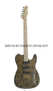 OEM Good Looking Pattern Tele Guitar pictures & photos