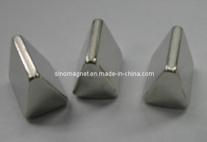 Segment Magnets with Small Angle