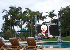 You Tube Video P6 Outdoor LED Display for Rental Stage. pictures & photos
