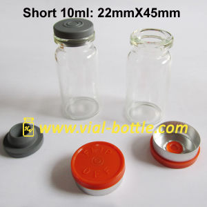 10ml Injection Oil Bottle with 20mm Crimp Top pictures & photos