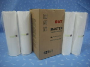 Jp-7s/Cpmt20 A4 Master for Use in Ricoh Jp735 Gestetner Cp6120 pictures & photos