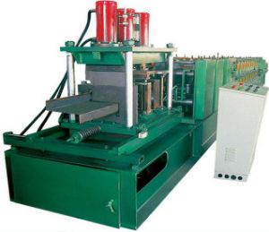 CE Proved Z Profile Machine/ Steel Profile Production Line pictures & photos