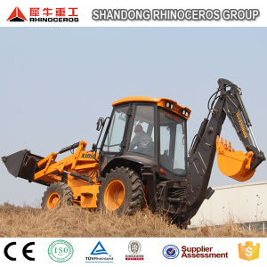 Jcb 3cx High Quality Backhoe Loader pictures & photos