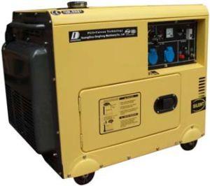 Diesel Generator Df-5000edb (4.2KW) pictures & photos