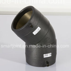 HDPE Elbow 45 Degree pictures & photos