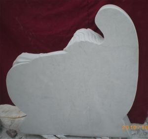 Marble Granite Angel Tombstone with Angel Monument Angel Headstone pictures & photos