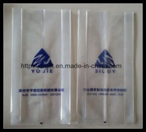 Silk Printing Plastic Heat-Seal Packaging Bag pictures & photos