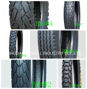 Pkf Original Motorcycle Tires with Excellent Quality and Best Price (CTS design) pictures & photos