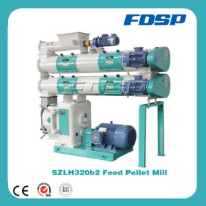 Professional Manufacture Ring Die Fish Feed Pellet Machine pictures & photos
