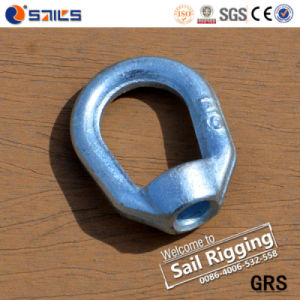 Carbon Steel Drop Forged Galvanized Oval Eye Nut G400 pictures & photos