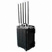 Portable High-Power Jammer