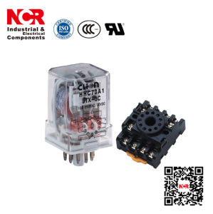 220VAC General-Purpose Relay/Industrial Relay (JQX-10F-3Z/JTX3C) pictures & photos