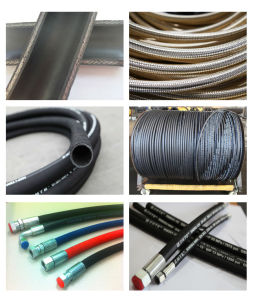Hydraulic Hoses - Bulk Rubber Hoses pictures & photos