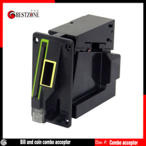 Bill and Coin Combo Acceptor or Validator pictures & photos