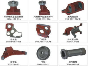 Weichai Sino HOWO Dongfeng Shacman Truck Engine Spare Parts pictures & photos