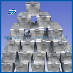 Hot Sales Frist Grade and Competive Price Titanium Ingot pictures & photos