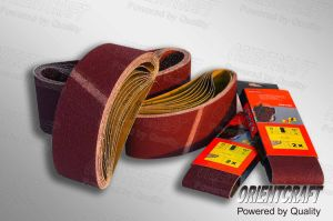 Aluminium Oxide Endless Belts (115.10)