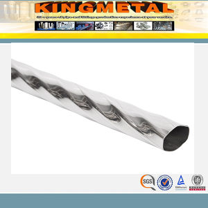 3inch Sch40 ASTM A554 Polished Decorative Pipe pictures & photos