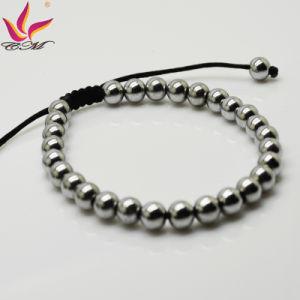 Htb014b Handmade Jewelry Trends Hematite Beads Bracelet Women′s Jewelry Fashion pictures & photos