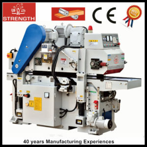 Automatic Woodworking Double Sided Planer Thicknesser Machine pictures & photos