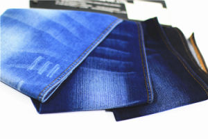 Nm4103b-1 Denim Fabric for Jeans pictures & photos