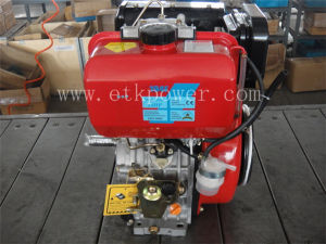 Outside Filter Diesel Engine Set (14HP) pictures & photos