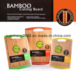 OEM Accept Superior Custom Bamboo Cutting Boards pictures & photos
