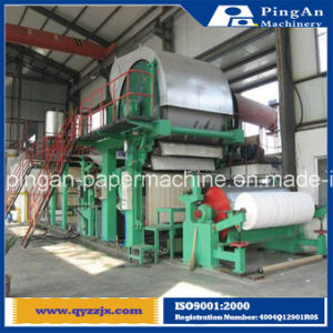 1760mm Toilet Paper Making Machine