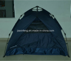 Outdoor Automatic Camping Tent with Double Layer pictures & photos