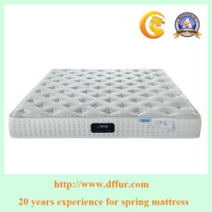 Home Bedroom Furniture, Memory Foam Pocket Coil Spring Mattress pictures & photos