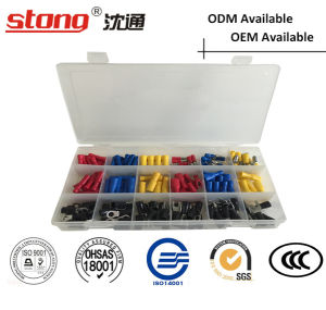 Stong Insulated Terminals Nylon Type Mixture Box Suit Optional pictures & photos