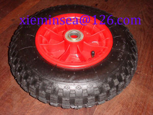 4.00-8 Wheelbarrow Wheel pictures & photos