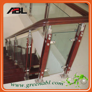 Stainles Steel Indoor Staircase Handrail DD150 pictures & photos