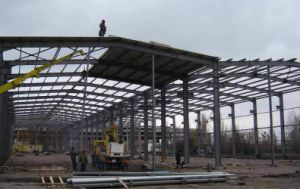 Modern Style and Competitive Prefabricated Steel Building pictures & photos