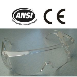 Transparent Industrial Safety Eyewear Working Glasses CE (JMC-398H) pictures & photos