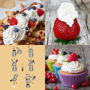 Stainless Steel Cream Butter Whipper Foam Maker pictures & photos