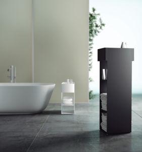 Uispair Modern 100% Steel Storage Fitting Bathroom Accessories pictures & photos