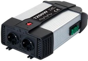 1200W DC12V/24V AC220V/230V Pure Sine Wave Power Inverter pictures & photos