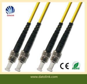 3m St-St Duplex Sm Patch Cable pictures & photos